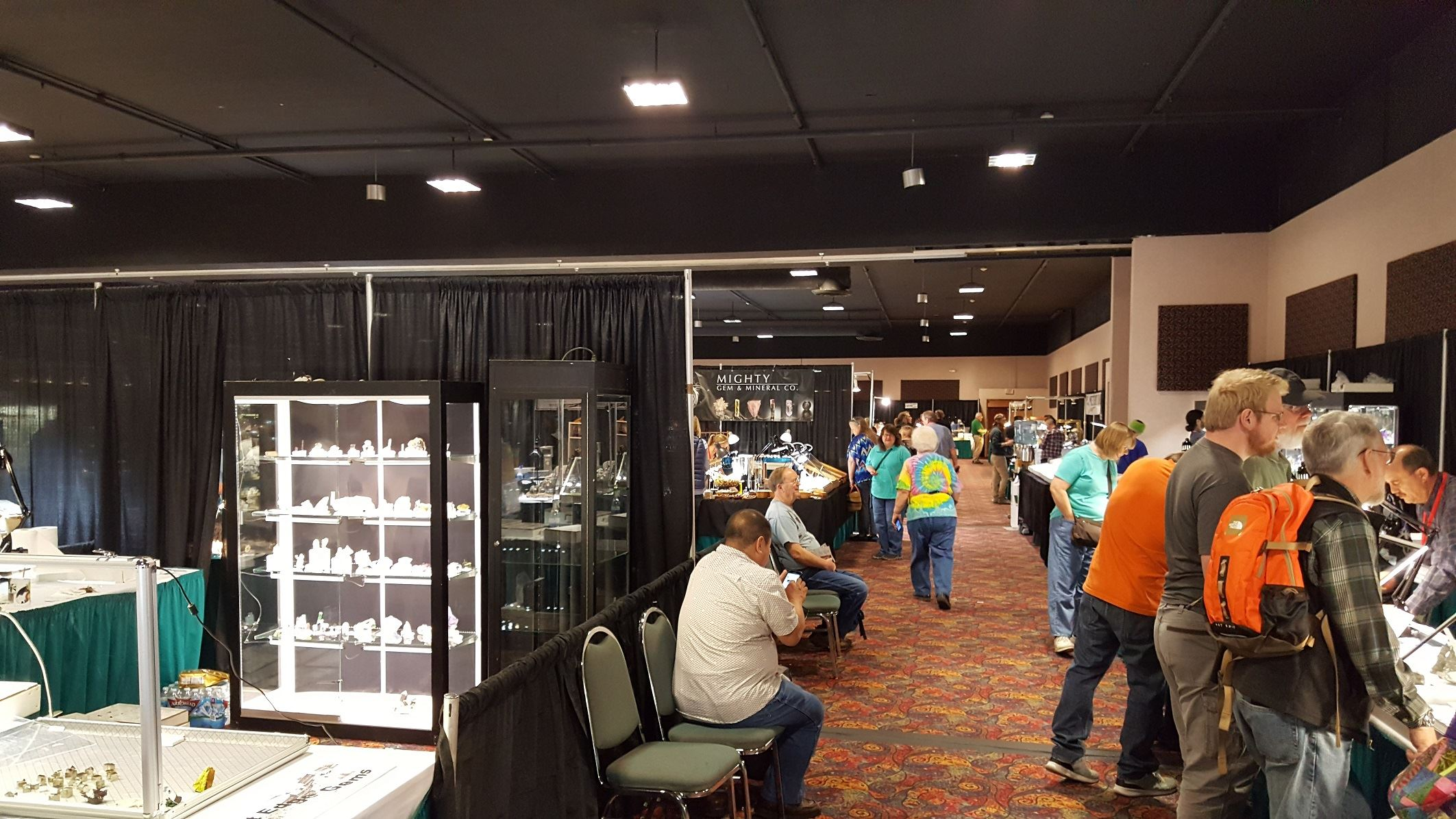 All Mineral, Rock, Gem Shows, GeoSites, Rock Clubs in USA