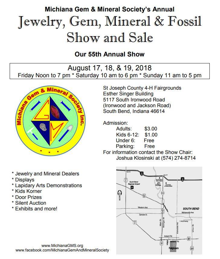 Rock and Mineral Shows